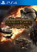 Cover zu Guns of Icarus Alliance - PlayStation 4