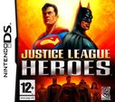 Cover zu Justice League Heroes - Nintendo DS