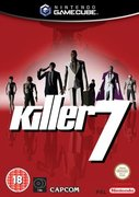 Cover zu Killer 7 - GameCube
