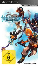 Cover zu Kingdom Hearts: Birth by Sleep - PSP