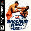 Cover zu Knockout Kings 2001 - PlayStation