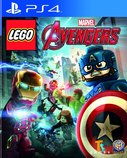 Cover zu LEGO Marvel's Avengers - PlayStation 4