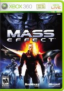 Cover zu Mass Effect - Xbox 360
