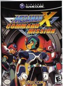 Cover zu Mega Man X Command Mission - GameCube