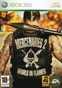 Cover zu Mercenaries 2: World in Flames - Xbox 360