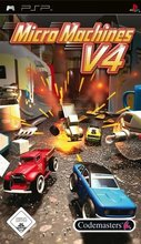 Cover zu Micro Machines V4 - PSP