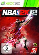 Cover zu NBA 2K12 - Xbox 360