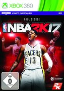Cover zu NBA 2K17 - Xbox 360