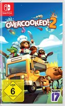 Cover zu Overcooked 2 - Nintendo Switch