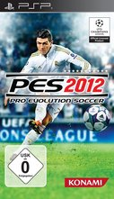 Cover zu Pro Evolution Soccer 2012 - PSP