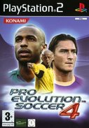 Cover zu Pro Evolution Soccer 4 - PlayStation 2