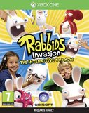 Cover zu Rabbids Invasion: The Interactive TV Show - Xbox One