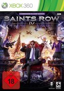 Cover zu Saints Row 4 - Xbox 360