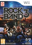 Cover zu Rock Band 3 - Wii