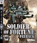 Cover zu Soldier of Fortune: Pay Back - PlayStation 3
