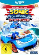Cover zu Sonic & All-Stars Racing: Transformed - Wii U