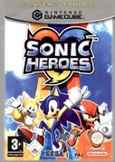 Cover zu Sonic Heroes - GameCube