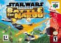 Cover zu Star Wars: Episode I: Battle for Naboo - Nintendo 64