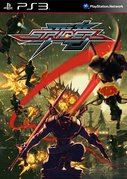 Cover zu Strider - PlayStation Network