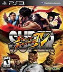 Cover zu Super Street Fighter IV - PlayStation 3