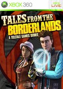 Cover zu Tales from the Borderlands - Xbox 360