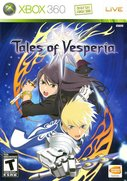 Cover zu Tales of Vesperia - Xbox 360