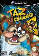 Cover zu Taz Wanted - GameCube