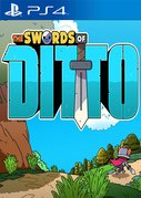 Cover zu The Swords of Ditto - PlayStation 4