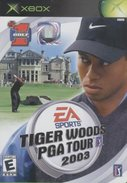 Cover zu Tiger Woods 2003 - Xbox
