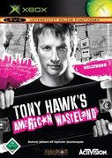 Cover zu Tony Hawk's American Wasteland - Xbox