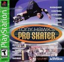 Cover zu Tony Hawk's Pro Skater - PlayStation