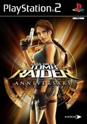 Cover zu Tomb Raider Anniversary - PlayStation 2
