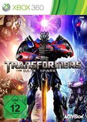 Cover zu Transformers: The Dark Spark - Xbox 360