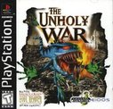Cover zu Unholy War, The - PlayStation