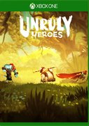 Cover zu Unruly Heroes - Xbox One