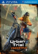 Cover zu Urban Trial Freestyle - PS Vita