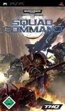 Cover zu Warhammer 40,000: Squad Command - PSP
