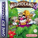 Cover zu Wario Land 4 - Game Boy Advance