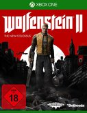 Cover zu Wolfenstein 2: The New Colossus - Xbox One