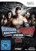 Cover zu WWE Smackdown vs. RAW 2010 - Wii