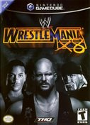Cover zu WWE WrestleMania X8 - GameCube