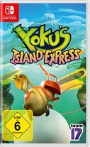 Cover zu Yoku's Island Express - Nintendo Switch