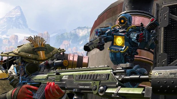 Apex Legends - Offizieller erster Gameplay-Trailer vom Titanfall-Battle-Royale