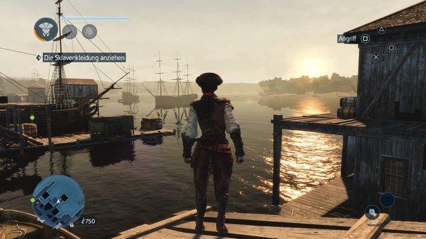 Assassin's Creed 3 Remastered Test (Switch) - Revolution für unterwegs?