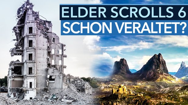 Setzt The Elder Scrolls 6 auf veraltete Technik? - Video: Aufregung um Bethesdas Creation Engine