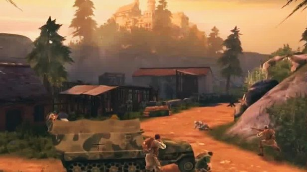 Brothers in Arms 3: Sons of War - Entwickler-Video stellt den Mobile-Titel vor