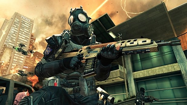 CoD: Black Ops 2 - Test-Video zum Multiplayer