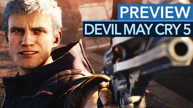 Devil May Cry 5 - Gameplay-Preview mit Bosskampf: Oldschool-Coolness in Aktion