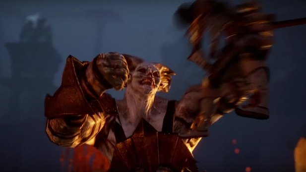 Dragon Age: Inquisition - Offizieller Trailer stellt den »The Descent«-DLC vor