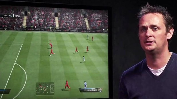 FIFA 14 - Entwickler-Video zeigt »Pro Instincts« Feature